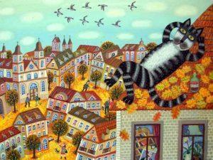 Ігар Рымашэўскі. Высока ў небе