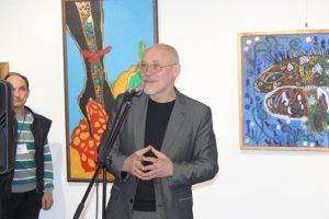Сергей Криштапович, Национальный центр современного искусства, Звезды живут в каждом, ПНИ№2 Минск